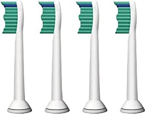 Odyssey Supplies - compatible replacement toothbrush heads for philips sonicare (4 pack)