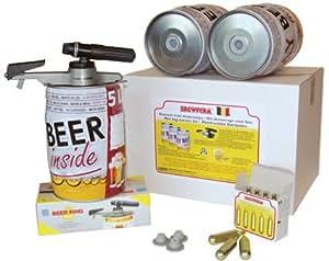Brewferm Kit de débutant pour mini fût à bière