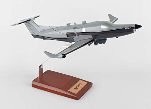 B60640 Executive Series Display Models United States Air Force (USA) Pilatus PC-12 Model Airplane by Executive Series Display Models - Executive-display