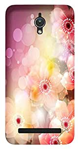 WOW Printed Designer Mobile Case Back Cover For Asus Zenfone C ZC451CG