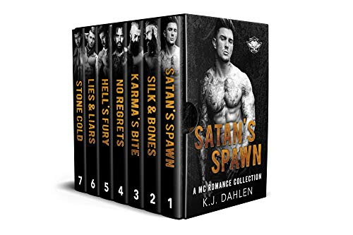 Satan's Spawn MC: The Complete Series (English Edition)