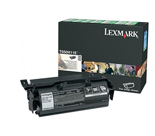 Lexmark T650/T652/T654 High Yield Return Program Print Cartridge on Line