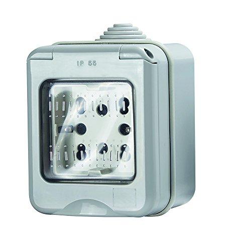 Zoom IMG-1 4box 4b h21 contenitore ip55