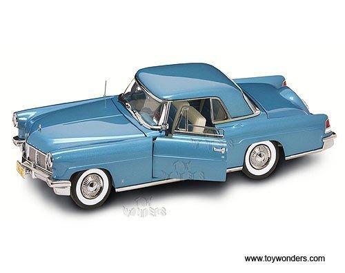 20078bu-yatming-lincoln-continental-mark-ii-hard-top-w-coin-1956-118-blue-20078-diecast-car-model-au