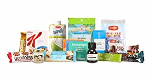 New Year, New You Grocery Sample Box (£10 credit provided with purchase)