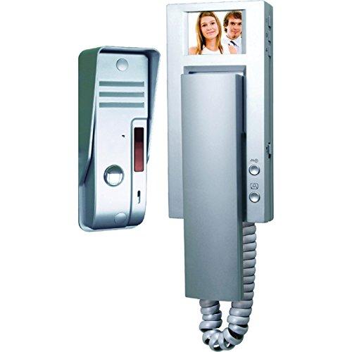 Elite Choice Byron Colour Video & Audio Door Intercom 240v (1) - Min 3yr Warranty