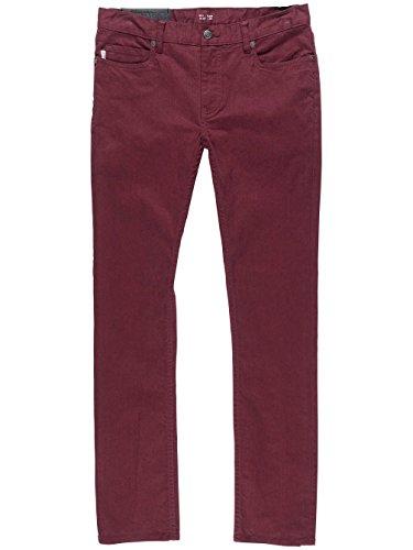 Herren Jeans Hose Element E01 Color Jeans Napa Red