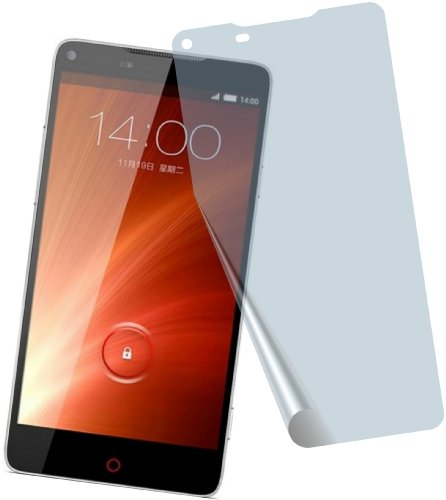 2x ZTE Nubia Z5S PREMIUM Displayschutzfolie Bildschirmschutzfolie kristallklar von 4ProTec