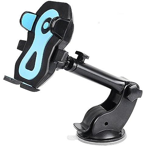 DAYAN Cellulare auto stent auto aria condizionata Vent navigazione telefono mobile Staffa BluB