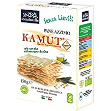 Trigo khorasan de Kamut® sin levadura pan 150 g BIO