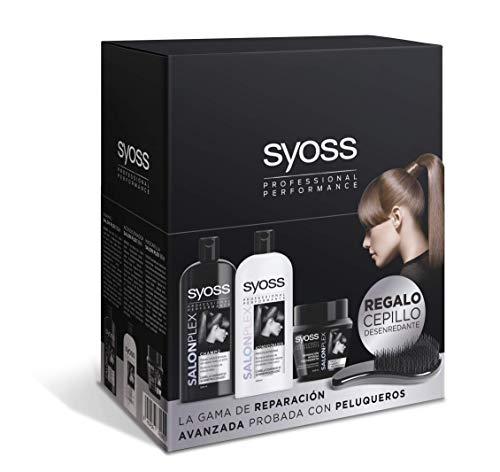 SYOSS - Pack de Regalo SalonPlex - Champú 500ml +...