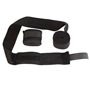 Weight Lifting- Kick Boxing Hand Wrist Wraps With Velcro Closure Straps