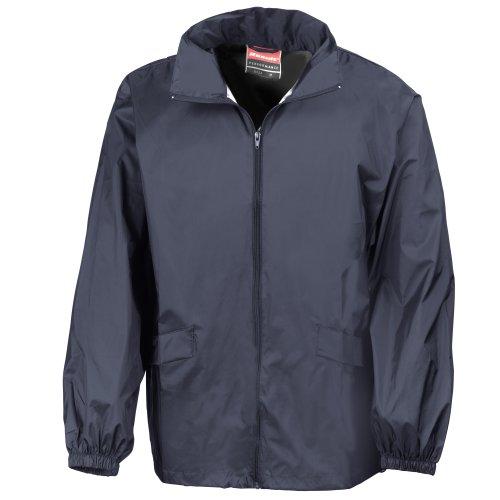 Result Lightweight Windcheater in a bag Jacke für Männer Rot