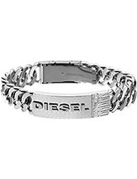Diesel DX0326040 - Pulsera de acero inoxidable