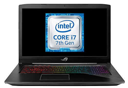 "Asus GL503VM-ED032T Notebook, Display da 15.6"", Processore i7-7700HQ, 2.8 GHz, SSD da 128 GB e HDD da 1000 GB, 16 GB di RAM, nVidia GeForce GTX 1060 [Layout Italiano] [Italia]"