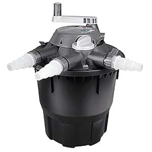 Hozelock Bioforce Revolution 12000 Filtre pressurisé avec rayonnement UVC pour bassin