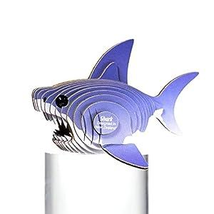 Dodo País 61125-Puzzle eugy-Shark