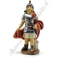 Personaggio cm.11 689D Soldato Romano con Armatura