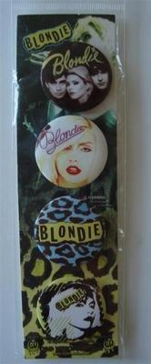 MUSIC MERCH Música Frambuesa Blondie-Oficial de coleccionistas de
