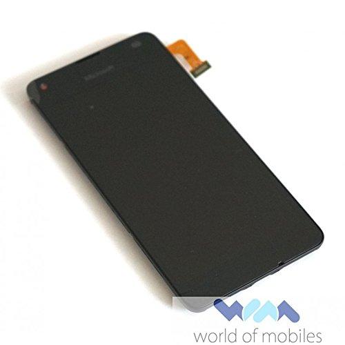 Microsoft Lumia 550 original Komplett Display LCD inklusive Touchscreen -