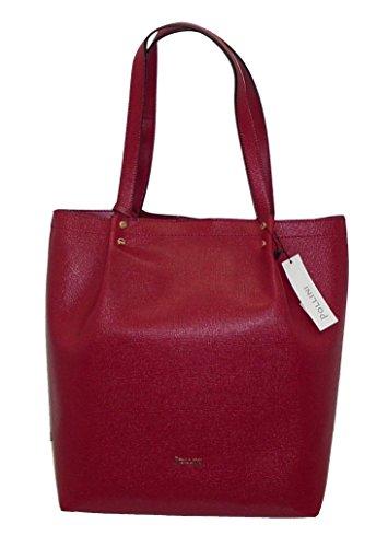 Pollini , Sac pour femme à porter à l'épaule rouge rouge grande