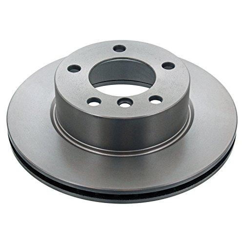 Preisvergleich Produktbild febi bilstein 23535 Bremsscheibensatz (vorne, 2 Bremsscheiben), innenbelüftet, Lochzahl 5