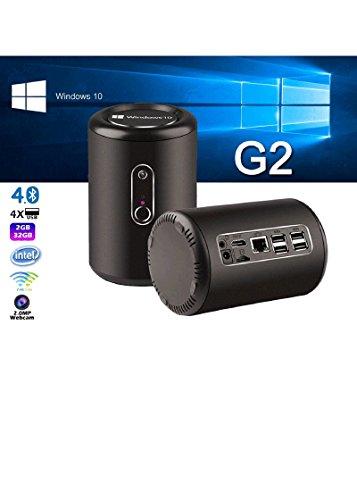 G2 Mini PC Windows 10 - Windows 10, CR...