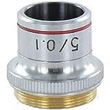 PARALUX OBJECTIF 5X PR PCB pour microscopes DIN/JIS 61-6606-9