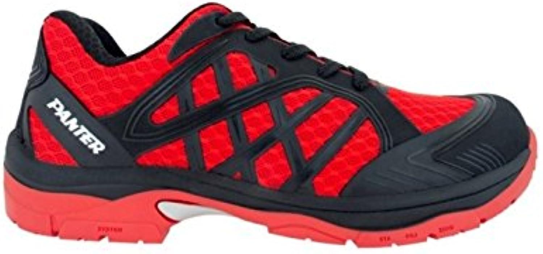 ZAPATO ARGOS S1P T-40 ROJO  Zapatos de moda en línea Obtenga el mejor descuento de venta caliente-Descuento más grande