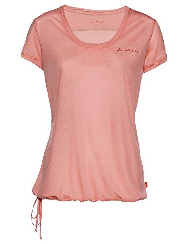 VAUDE Damen Vallanta Shirt II T-Shirt, Snapdragon, 38