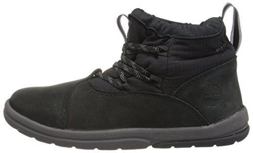 Timberland Kid s Toddle Tracks Warm Lined Boot  Black  9 5 UK