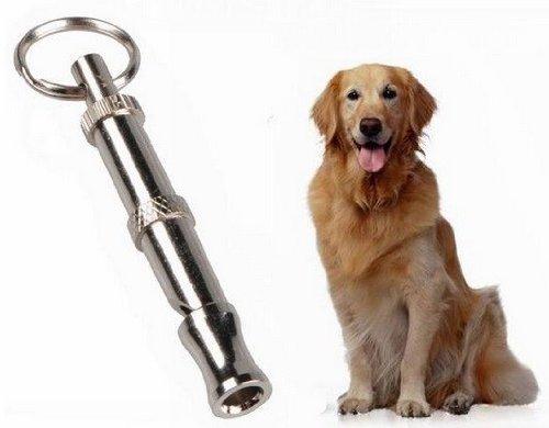 Hundetraining Pfeife mit Schlüsselanhänger