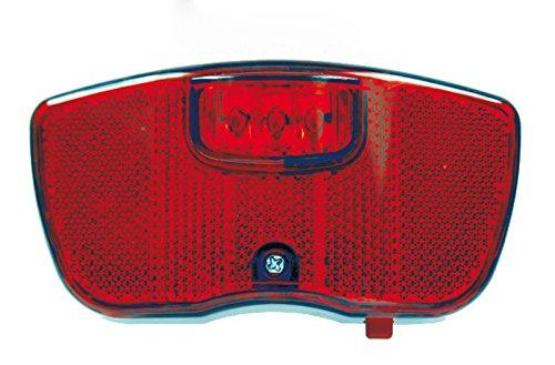 Faretto / luce posteriore per bicicletta, a LED, rif. 3245