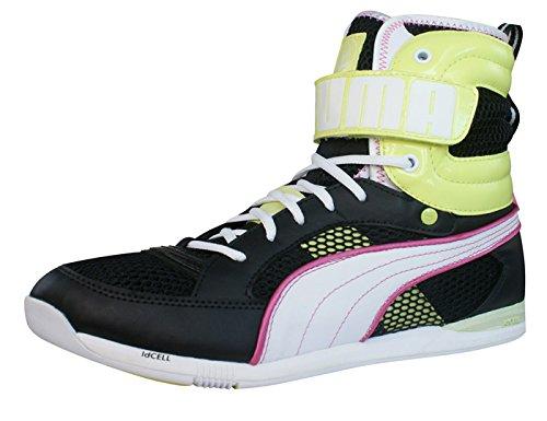 Puma Allegra Mid femmes chaussures / Chaussures - noir