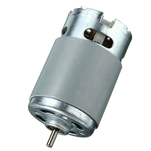 Elviray Dc 6-14.4v Rs-550 Motore per Vari avvitatori a Batteria Makita Bosc Motors