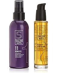 Revlon Oro Liquido Duo-Pack (11 Benefits 150ml + Beauty Hair Elixir 50ml)