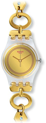 Swatch Reloj de cuarzo Woman Elefinja  25 mm