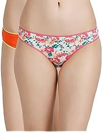 Zivame Women's Cotton Bikini