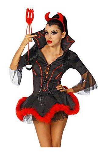 Teufels-Kostüm von luxury & good Dessous -