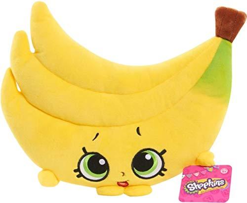 Shopkins Plush Figure Buncho Bananas Large Plush (12 In)