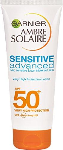 Ambre Solaire Sensitive Sun Cream SPF50+ 200ml