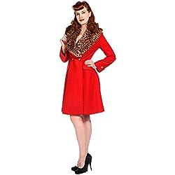 Banned - Para mujer, rojo