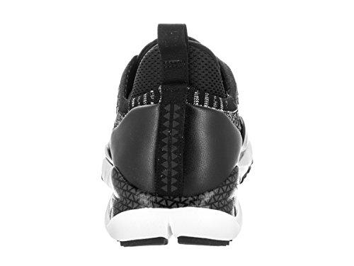 Nike Men's Lupinek Flyknit Low Casual Shoe Sail/Black/Anthracite