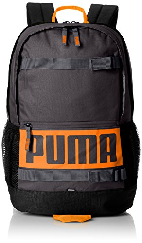 Puma Deck Backpack - Mochila, unisex, unisex, PUMA Deck Backpack, asfalto, OSFA
