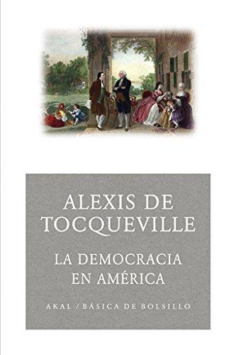 La democracia en América (Básica de Bolsillo)