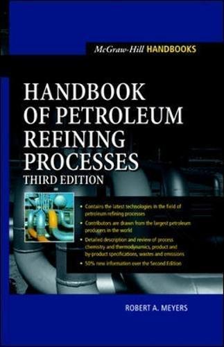 Download [PDF] Handbook of Petroleum Refining Processes