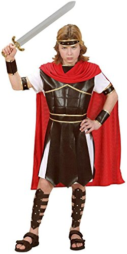 Deluxe Kostüm Gladiator - Desconocido Déguisement Centurion romain- Enfant (11/13Ans-158cm)