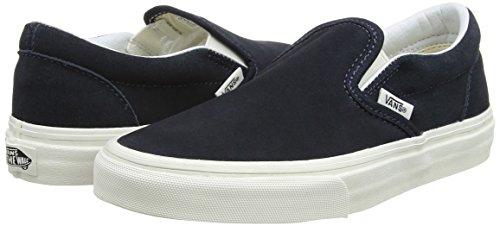 Vans VZMRFJH, Unisex Adults' Low-Top Sneakers, Blue (Vintage – Blue Graphite/Blanc), 3 UK (35 EU)