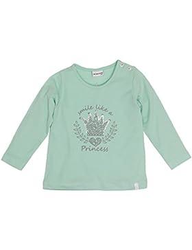 SALT AND PEPPER Baby-Mädchen Langarmshirt B Longsleeve Princess Print