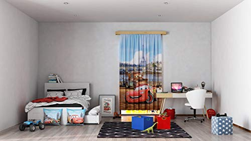 Tende Per Bambini Disney : Ag design tende disney cars tende per camera bambini stampa